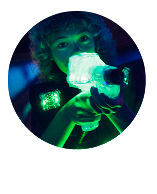 Laser Tag Zone